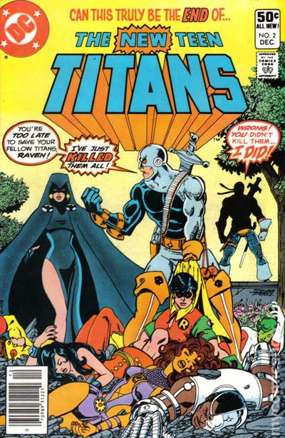 Teen titans comic book quickly answered
