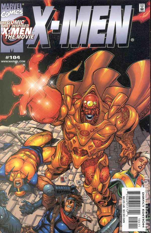 X Men 1991 1st Series 104