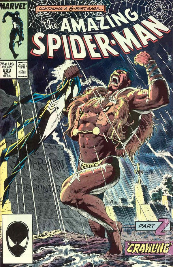 Comic Books In Spider Man Kraven S Last Hunt
