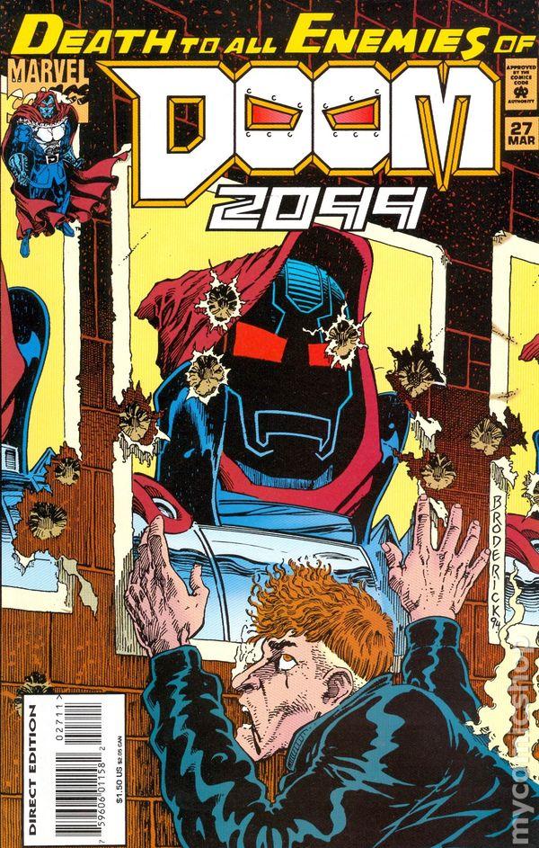 Doom 2099 1993 27