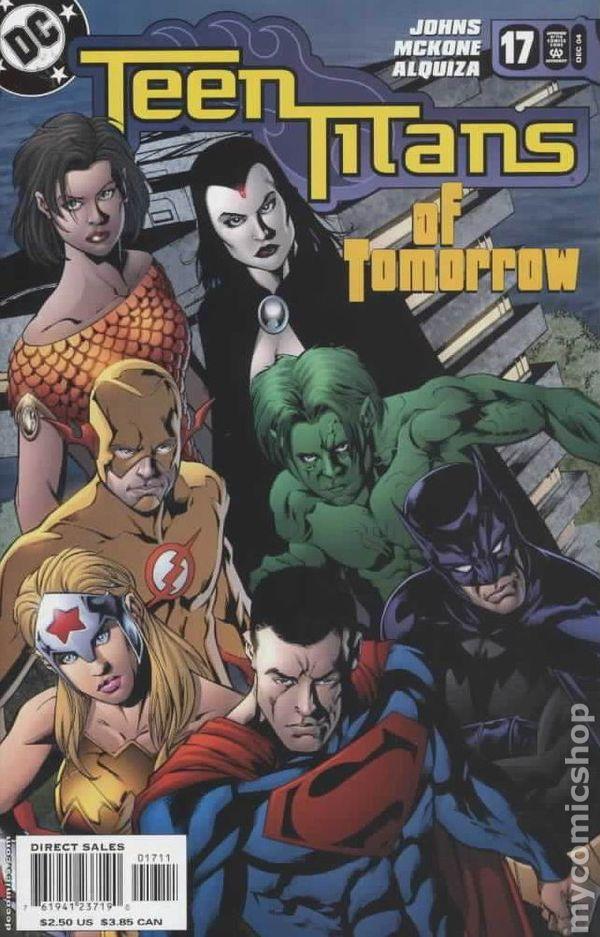 Teen Titans 2003-2011 3Rd Series Comic Books-7322