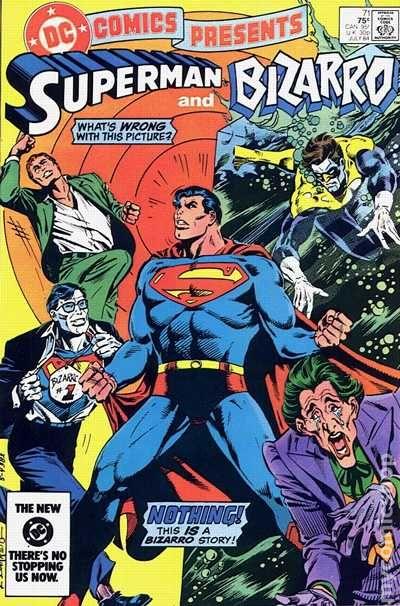 DC Comics Presents # 54 USA,1983 Superman /& Green Arrow Don Newton