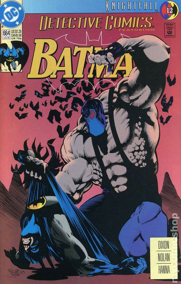 BATMAN #664 NEAR MINT 2007 DC COMICS