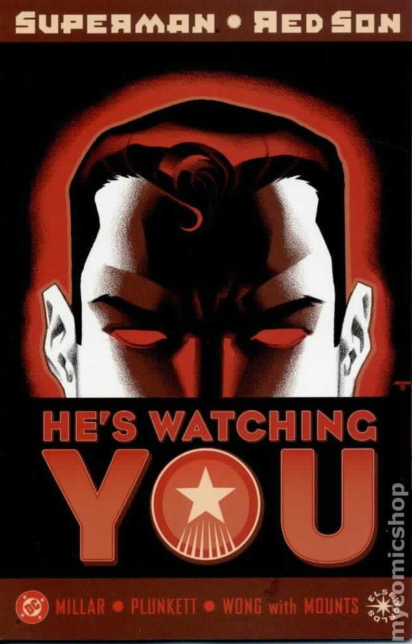 Superman Red Son 2003 Comic Books