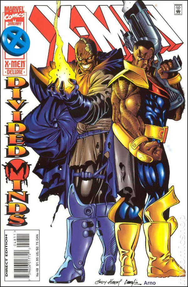 X-Men 1991 Series #49 February 1996 Marvel NM 9.2