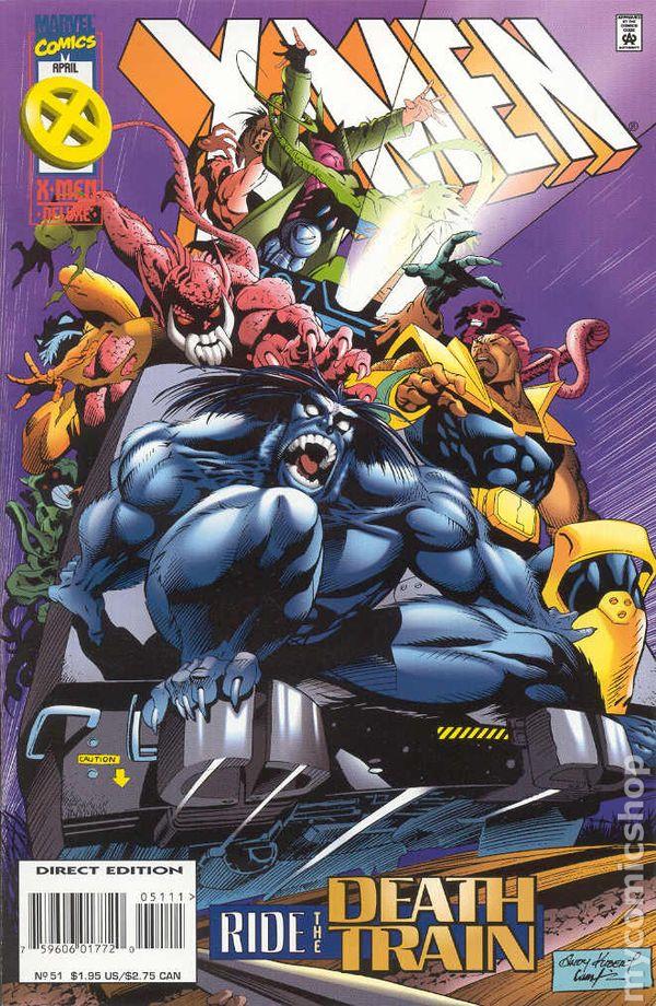 1991 Series #67 September 1997 Marvel NM X-Men 9.2