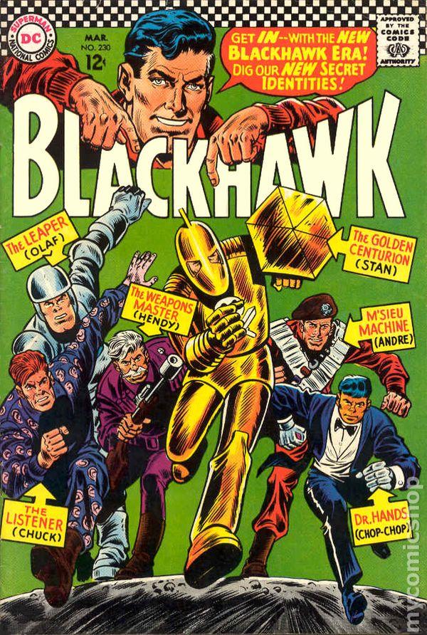 Blackhawk #230