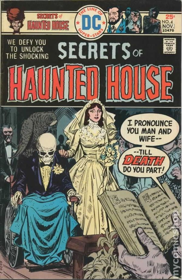 Haunted house picture book house pictures for Classic haunted house novels