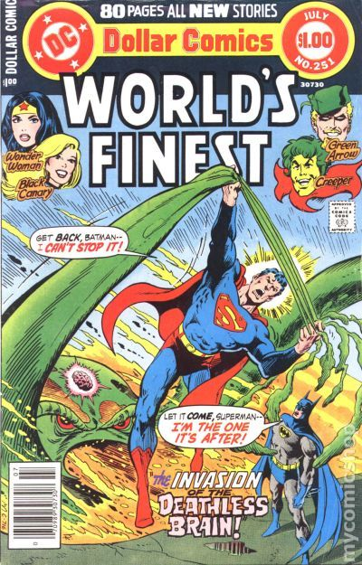 Worlds Finest 1941 Comic Books