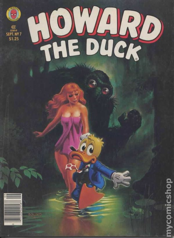 howard the duck porn
