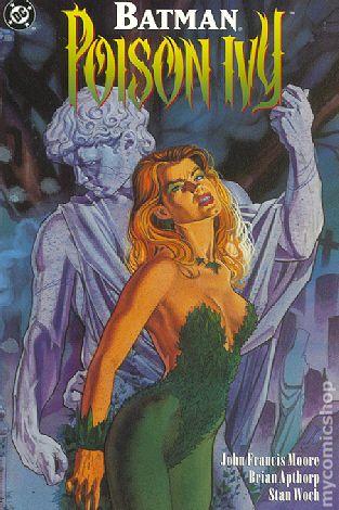 batman poison ivy 1997 comic books