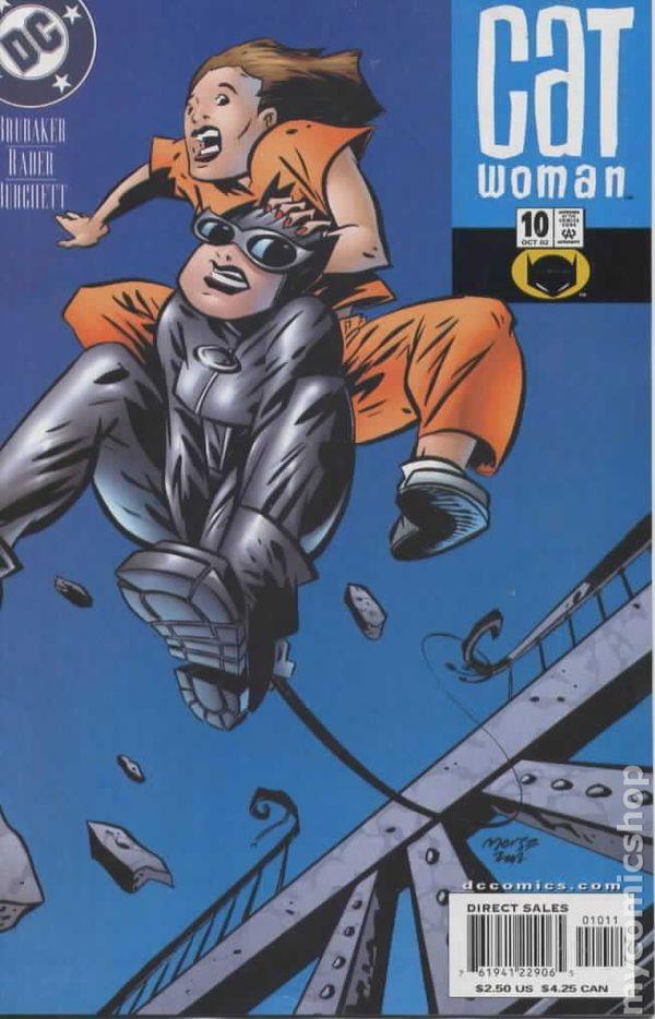 Catwoman #11 November 2002 DC Comics Grant Rader Davis Lipka