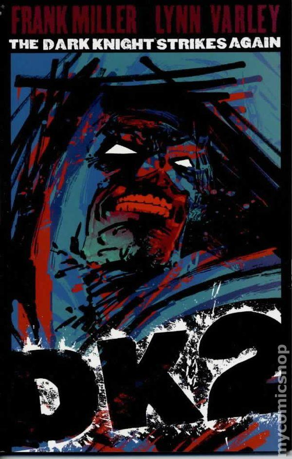 Batman Dk2 The Dark Knight Strikes Again Book One Dc Comics