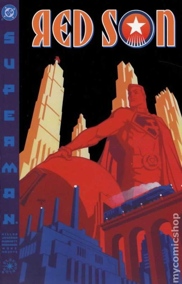 Superman Red Son 2003 Comic Books