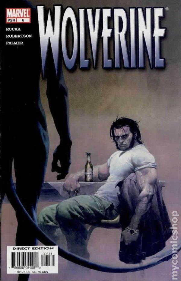 Wolverine 2003 series # 13 very fine comic book