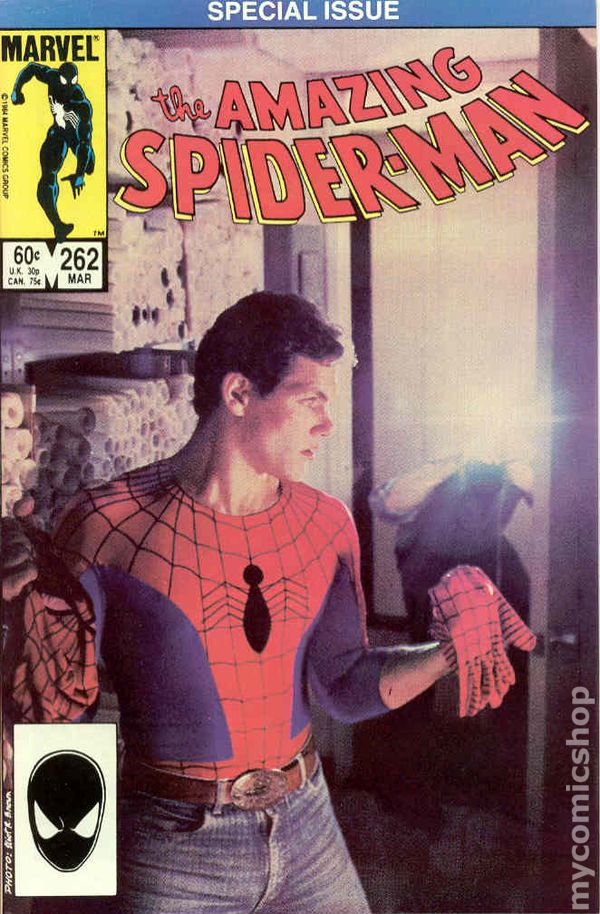 Other Comic Collectibles 8.5 Cheap Sale Amazing Spiderman #262 Vf Collectibles
