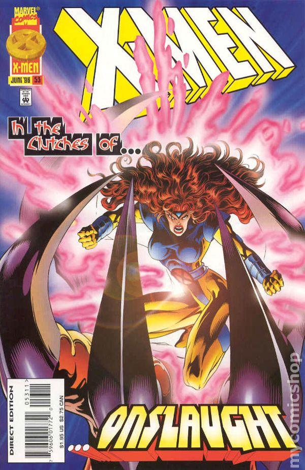 #73 March 1998 Marvel NM 1991 Series 9.2 X-Men