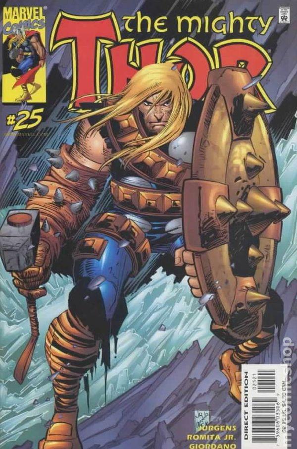 NEAR MINT # 15 1998 THOR