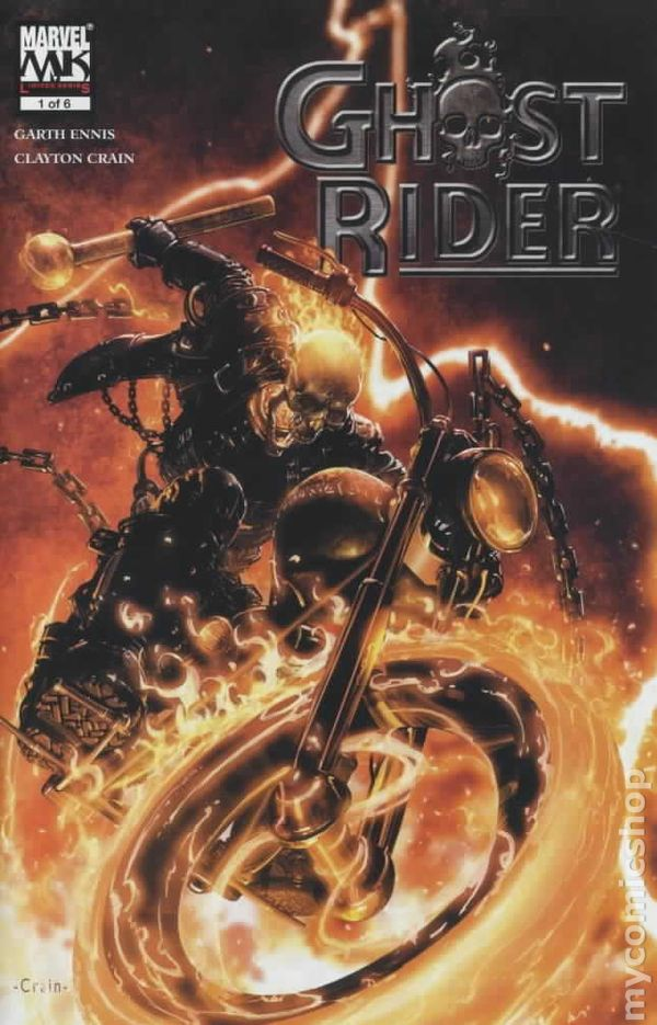 Ghost Rider  2005 3rd Series  Comic Books