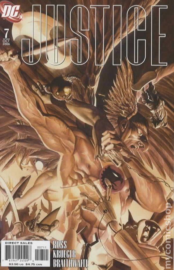 Kết quả hình ảnh cho Justice #7 2005