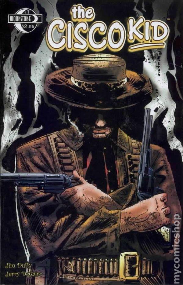 Cisco Kid Comic Books Issue 1