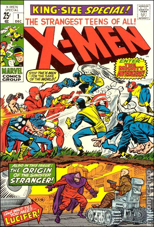1963 Series #16 Annual Annual 1992 Marvel NM 9.2 Uncanny X-Men