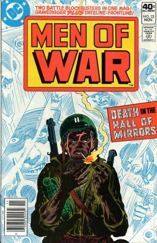 Men of War #22