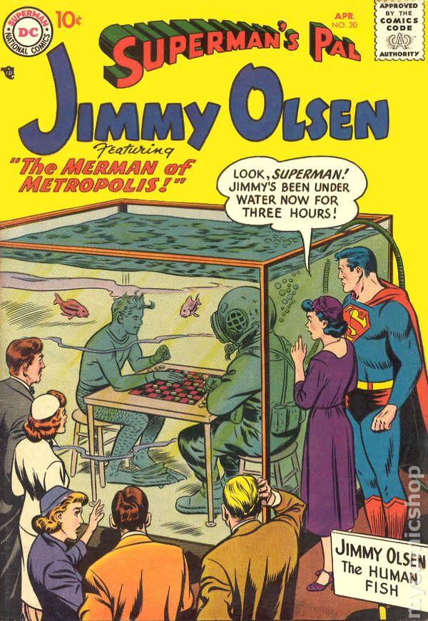 comic books in  u0026 39 merman u0026 39