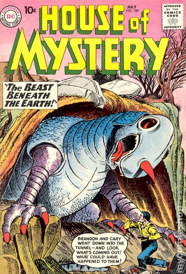 House Of Mystery (1951-1983 1st Series) Comic Books 1960-1969