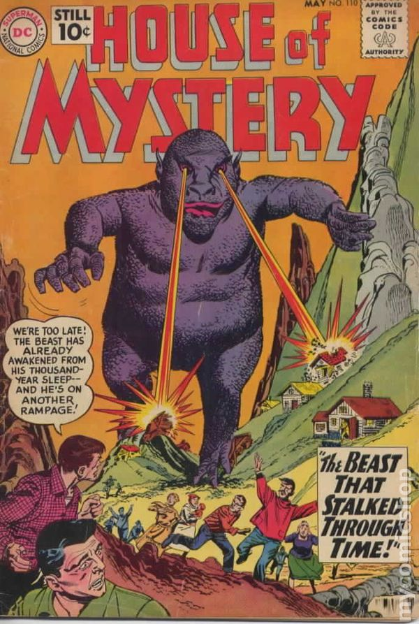 House Of Mystery (1951-1983 1st Series) 110