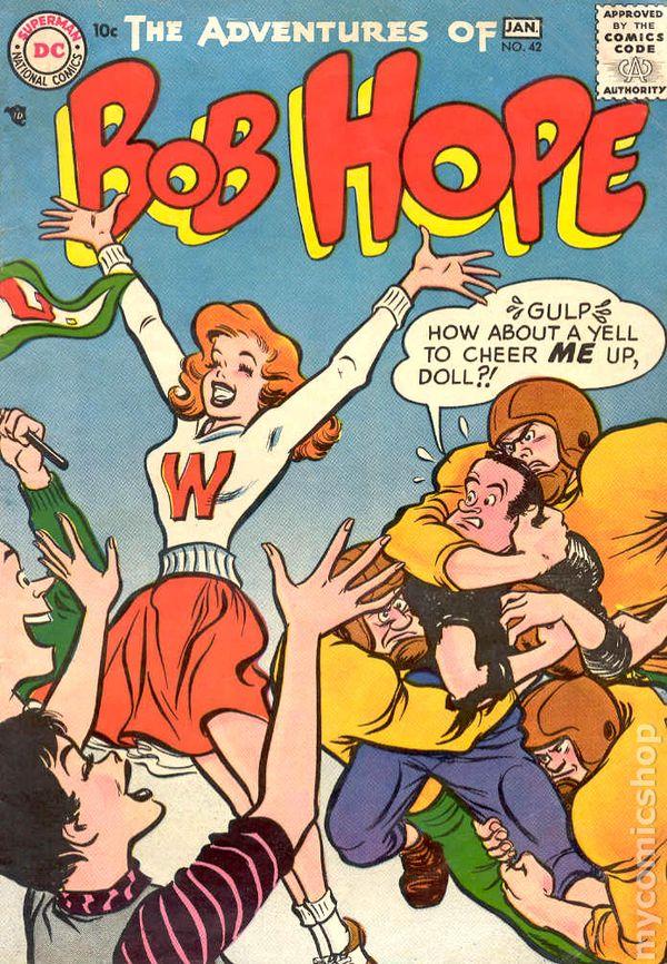 Adventures Of Bob Hope 1950 Comic Books