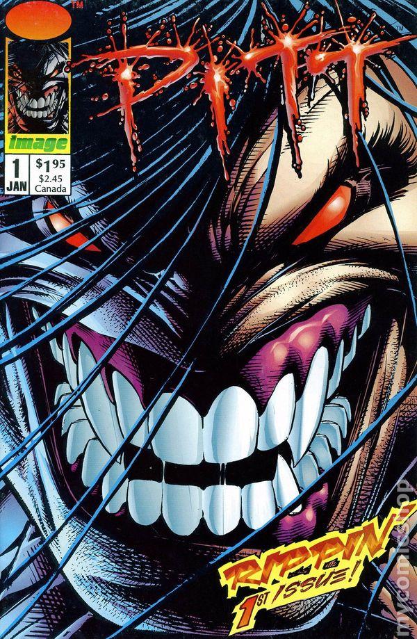 Pitt (1993 Image/Full Bleed) comic books: https://www.mycomicshop.com/search?TID=145741