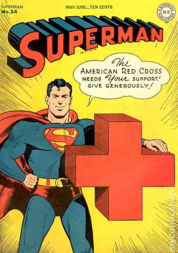Superman (1939 1st Series) comic books