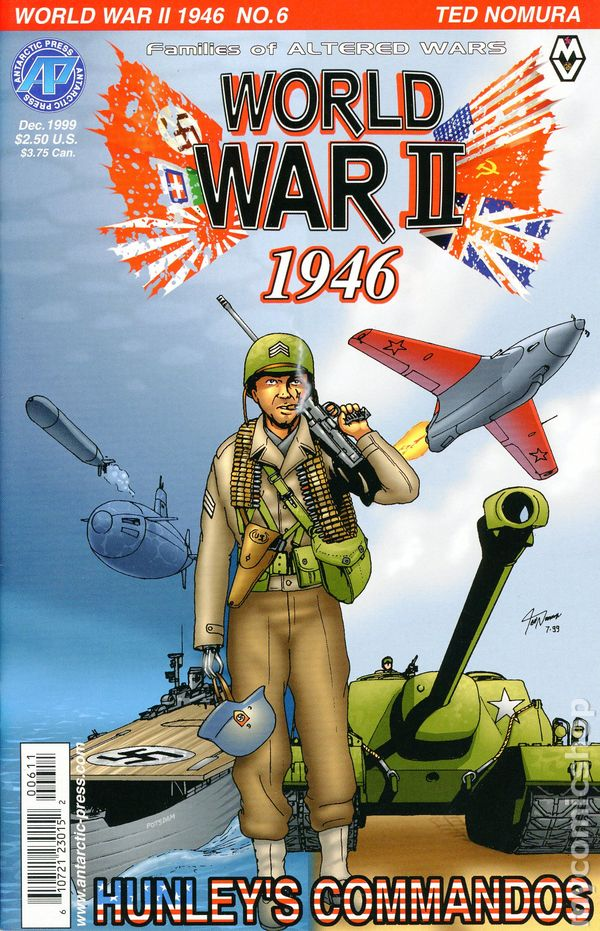 World War Ii 1946 1999 Comic Books