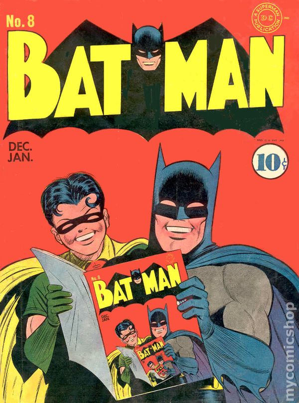Image result for 1940's batman