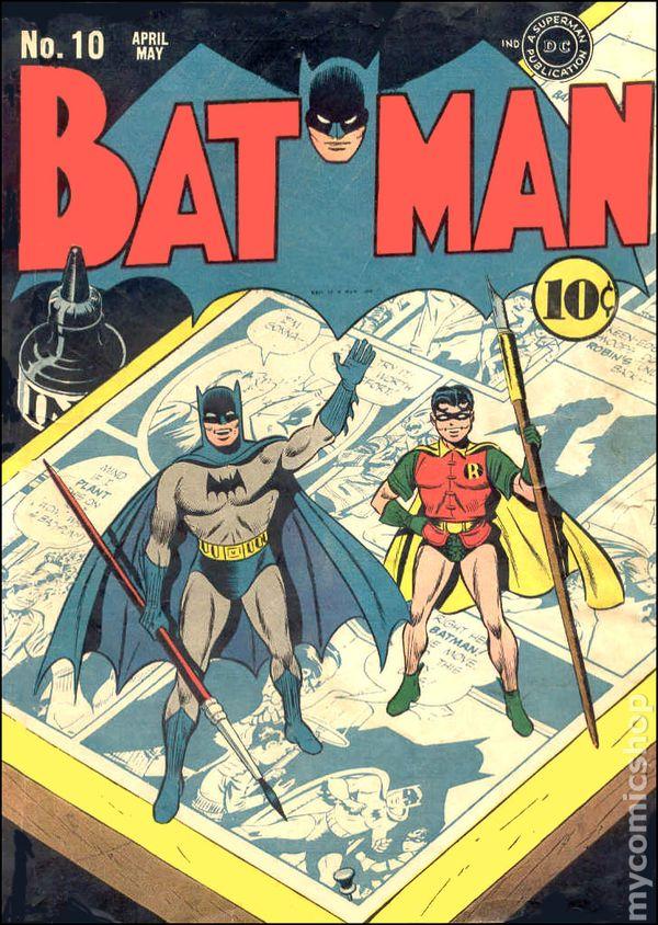 Batman 1940 Comic Books