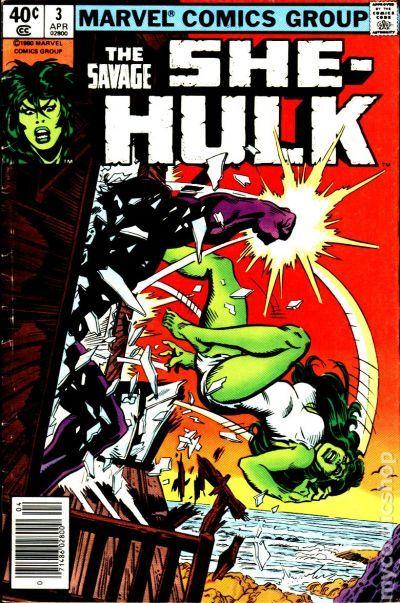 Savage She Hulk 1980 Comic Books