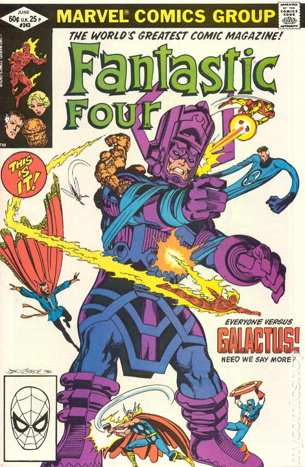 Fantastic Four 1961 1st Series Comic Books With Issue