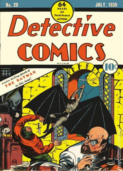 1 Detective Comics Vol #637 1937-2011