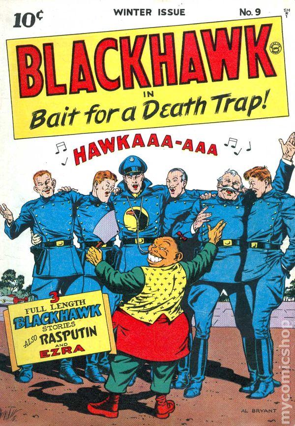 Blackhawk #9