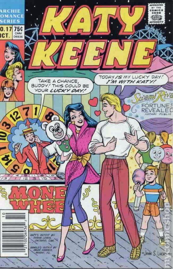 Comic kathy strip