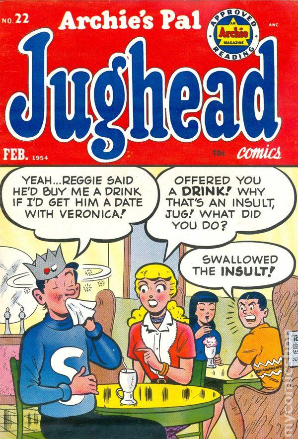 Comic books February 1954