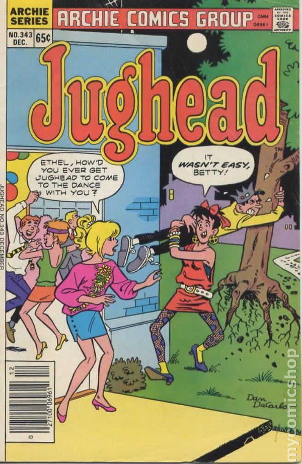 Jughead (1949 1st Series) comic books