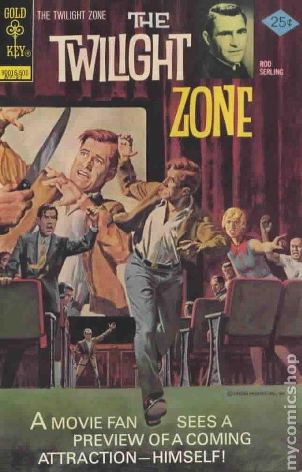 an analysis of twilight zone