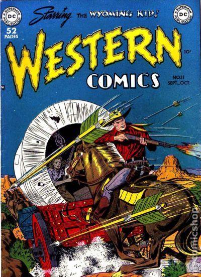 Western Comics 1948 Comic Books