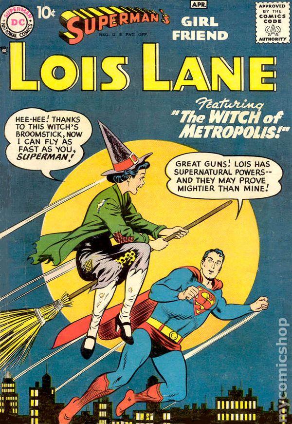 superman s girlfriend lois lane 1958 1