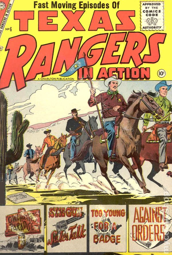 Image result for texas rangers comic book