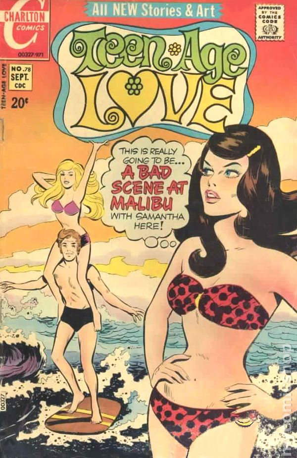 Teen-Age Love (1958 Charlton) 78