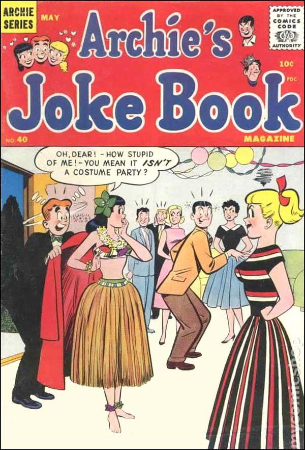 Archie's Joke Book 1953 40