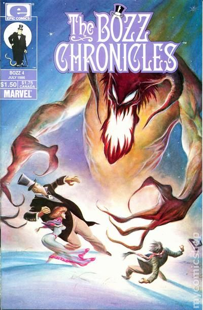 Set:#1-6 8.0//VF Bozz Chronicles 1985